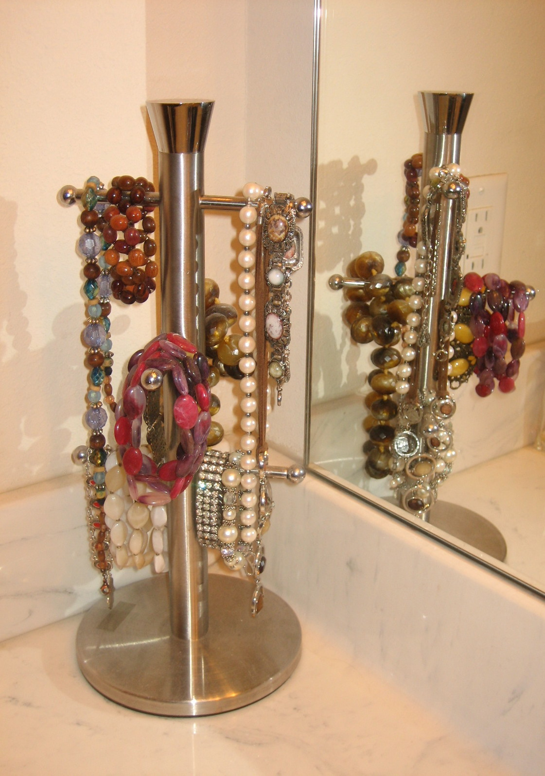 Bracelet Organizer Ideas A Few Ideas For Storing Jewelry Organizing Madison Blog